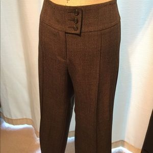 CAbi cropped trousers